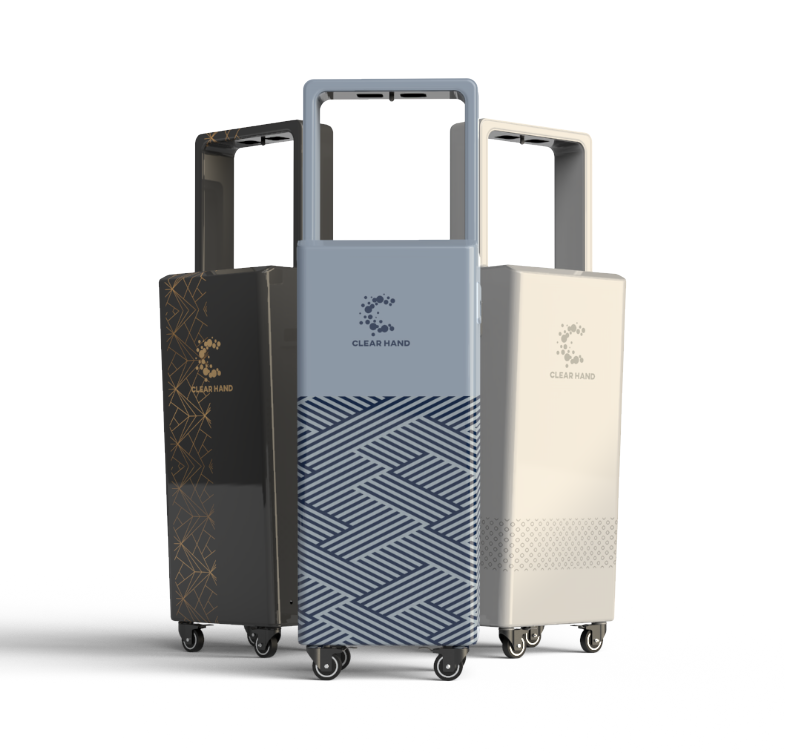 Clearhand Kiosk Premium Images